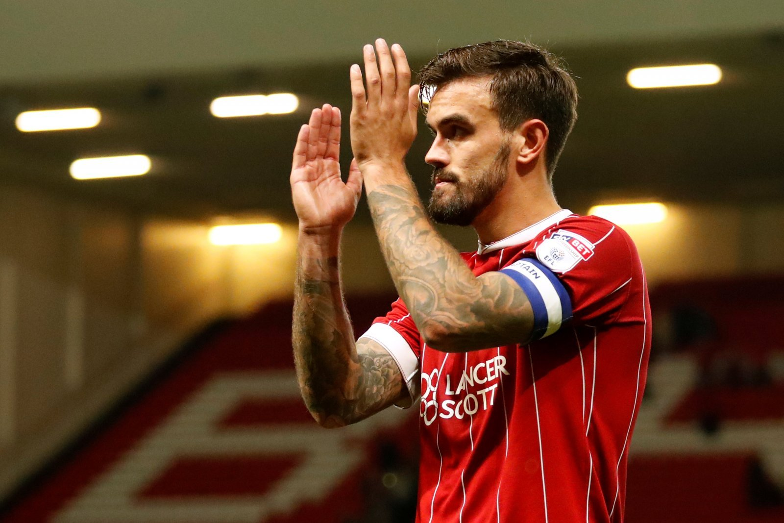 Aden Flint: Bristol City defender signs new contract with Championship club