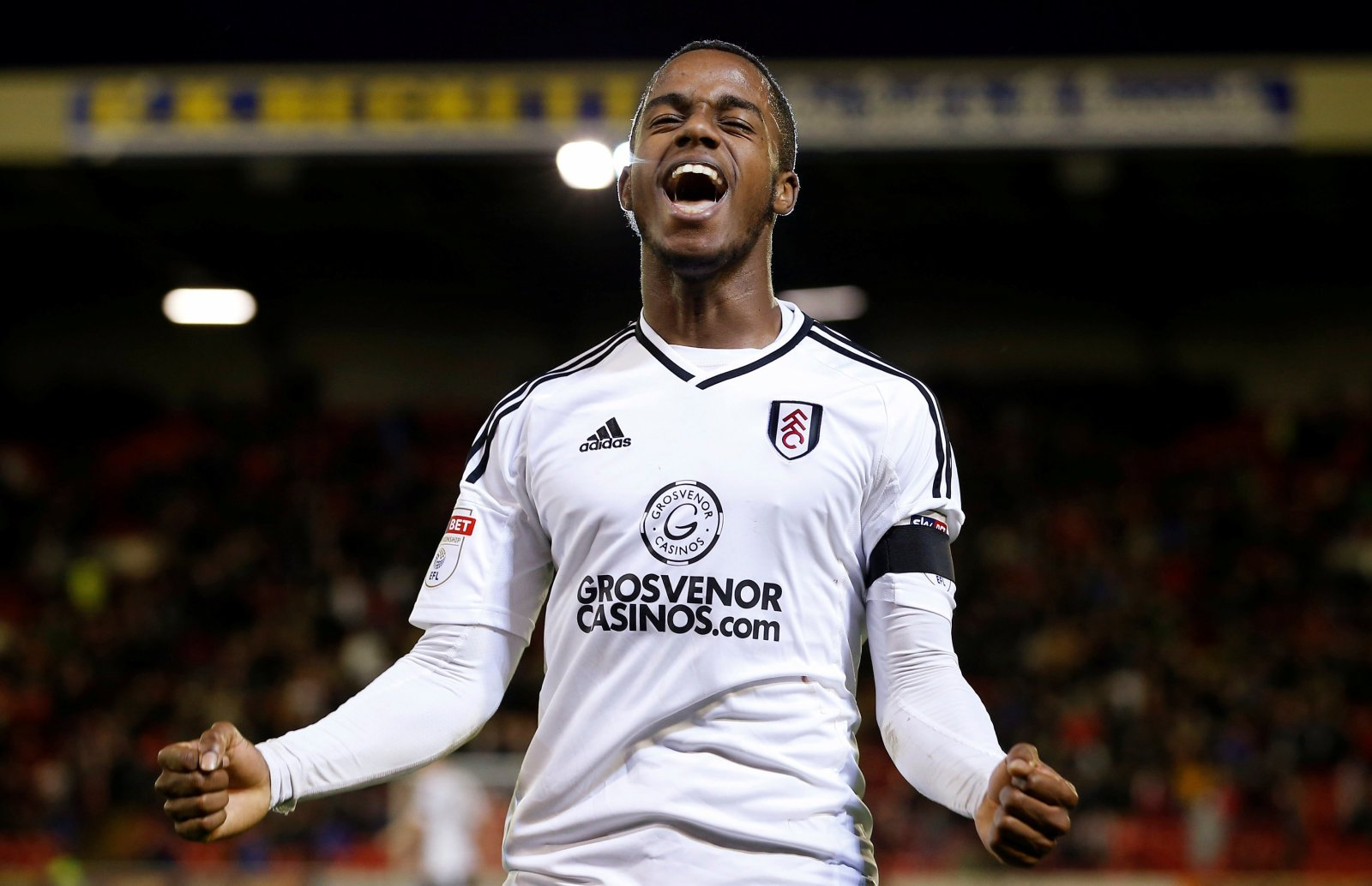 Fulham's Ryan Sessegnon keen on Liverpool move
