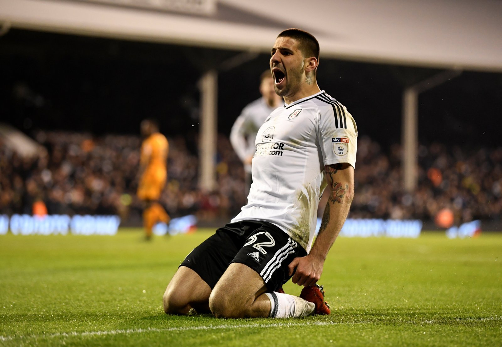 mitrovic fulham premier league