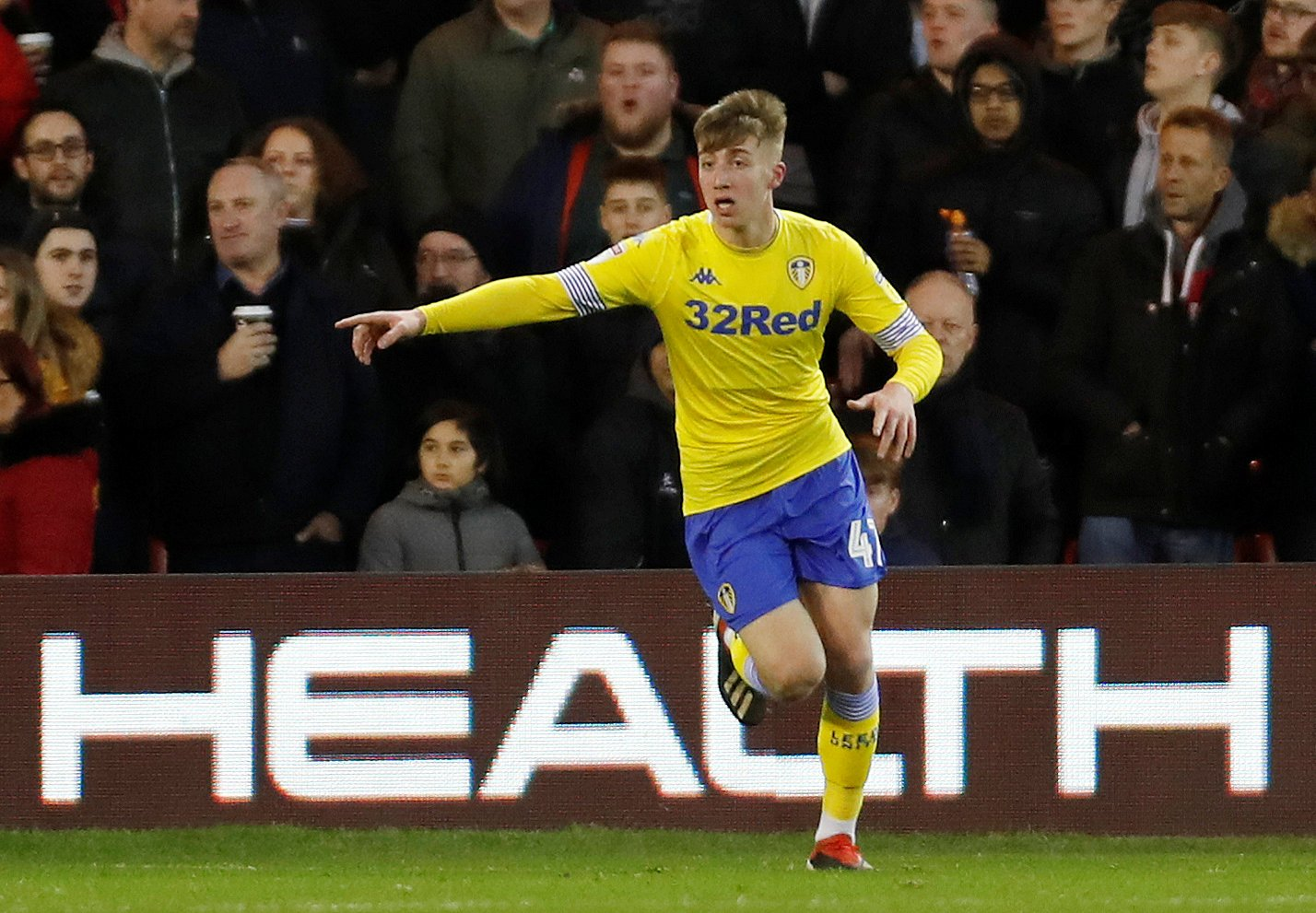 Former Tottenham player runs the rule over transfer agreement with Leeds  United