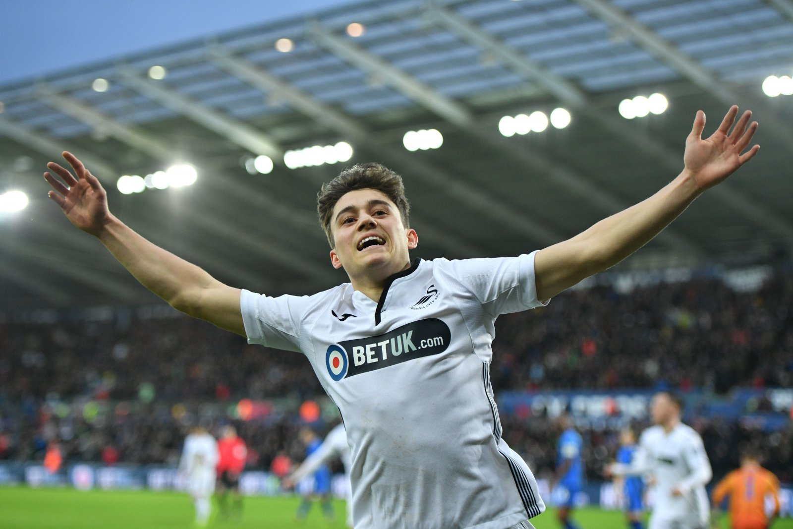 60% pass success: The Swansea City player who failed to ...