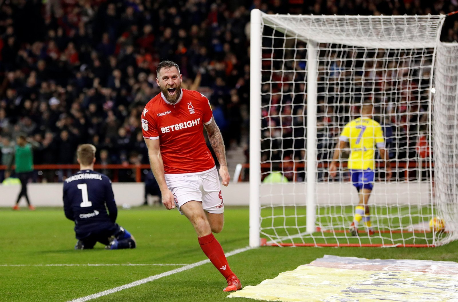 Nottingham Forest reach agreement that allows experienced figure to le