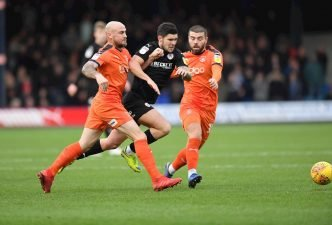After four straight defeats, Luton fans will be fearing the worst ahead of tough run of fixtures - Football League World