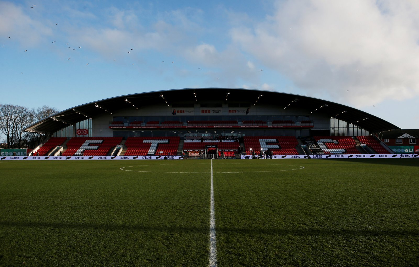 Fleetwood Town seal another transfer agreement with