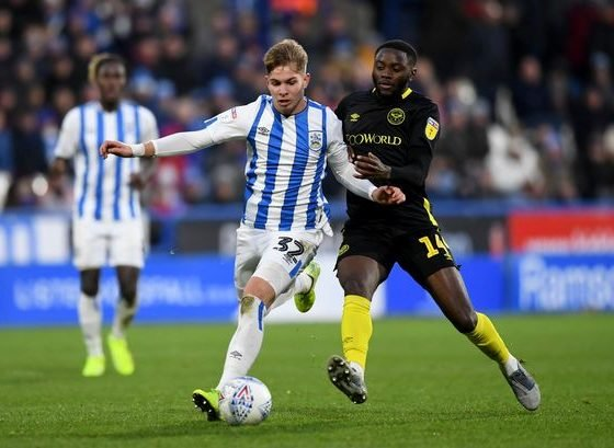 Emile Smith Rowe participated in Huddersfield Town to secure EFL Championship safety | Arsenal Times