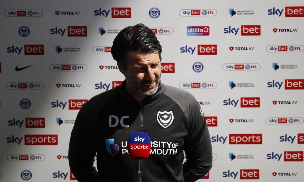 Danny Cowley delivers evaluation on Arsenal mortgage star following Portsmouth debut